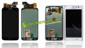 Galaxy S5 Mini Ekran