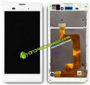 t3 ekran beyaz