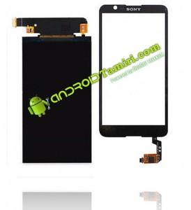 Xperia E4 Ekran-Dokunmatik