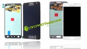Galaxy A3 Ekran