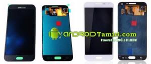Galaxy E5 Ekran