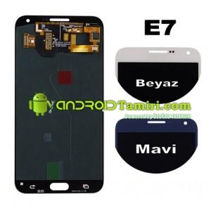 Galaxy E7 Ekran