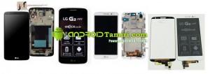 LG G2 Mini Ekran