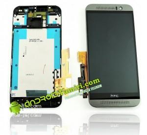 HTC M9 Ekran