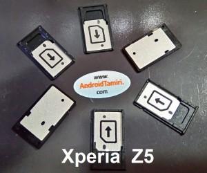 Sony Xperia Z5 Sim Yuvası