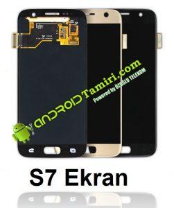 Galaxy S7 Ekran