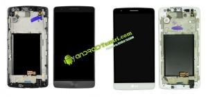 LG G3 Beat Ekran