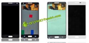 Galaxy A5 Ekran