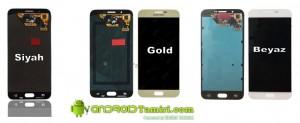Galaxy A8 Ekran