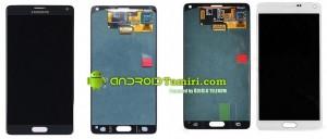 Galaxy Note 4 Full Ekran
